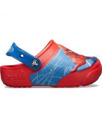 Kids' Crocs Fun Lab Spider-Man Lights Clog