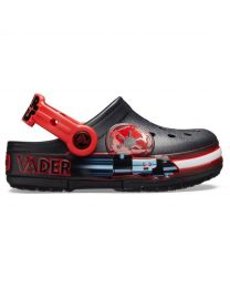 Kids' Crocs Fun Lab Lights Clog Darth Vader