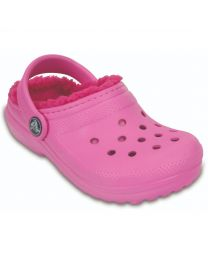 Kids' Classic Fuzz-Lined Clog