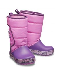 Kids' Crocs Fun Lab Unicorn Lights Boot