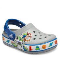 Kids' Crocs Fun Lab Toy Story Band Lights Clog