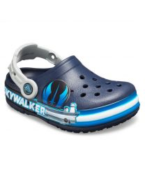 Kids' Crocs Fun Lab Lights Clog Luke Skywalker