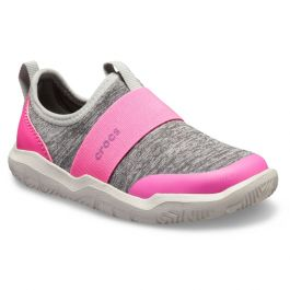Kids' Swiftwater™ Easy-On Heathered Shoe