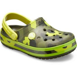 Kids' Crocband™ Multi-Graphic Clog