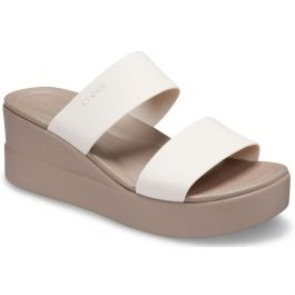 Women's Crocs Brooklyn Mid Wedge