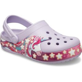 Kids' Crocs Fun Lab Unicorn Band Clog