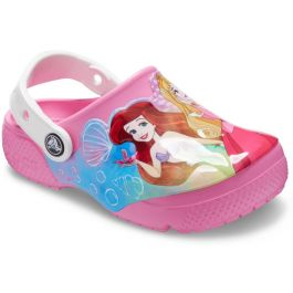 Kids' Crocs Fun Lab Disney Princess Patch Clog
