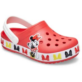 Kids' Crocs Fun Lab Disney Minnie Mouse Band Clog