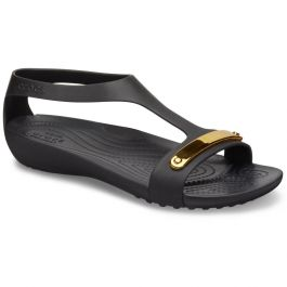 Women's Crocs Serena Metallic Bar Sandal