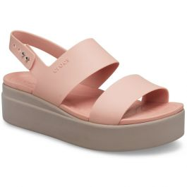 Women's Crocs Brooklyn Low Wedge