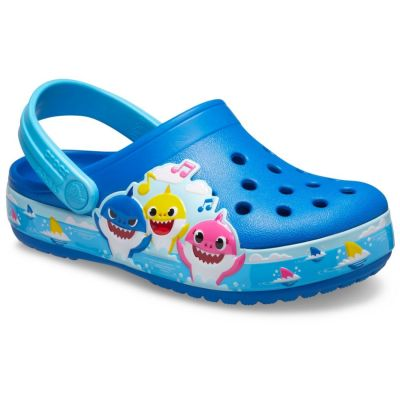 Kids' Crocs Fun Lab Baby Shark™ Clog