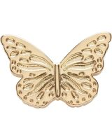 Elevated Gold Butterfly