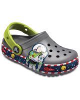 Kids' Crocs Fun Lab Buzz Lights Clog