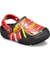 Kids' Crocs Fun Lab Lightning McQueen Lights Clog