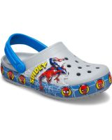Kids' Crocs Fun Lab Venom Lights Clog